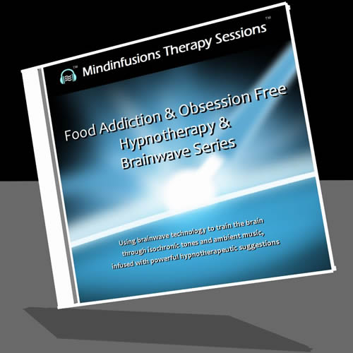 Food Addiction & Obsession Free: Hypnotherapy MP3 with Brainwave Technology